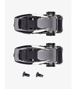 Burton Toe Buckle Set (Black)