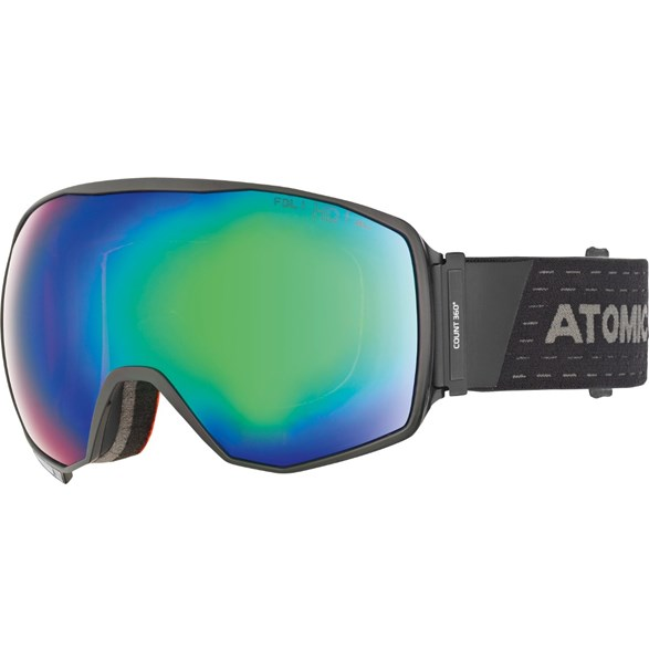 Atomic Count 360 Hd (Black)