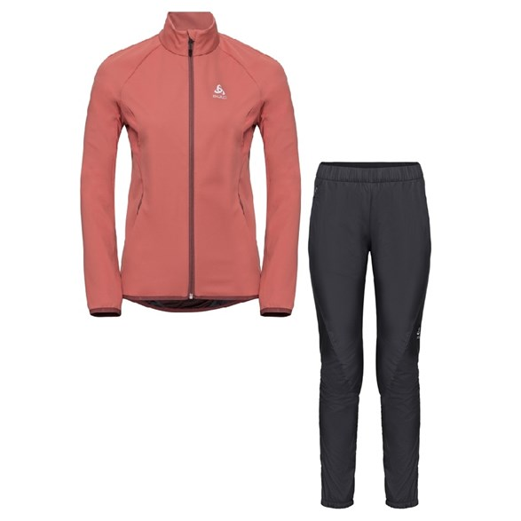 Odlo Set Jacket Aeolus Element Wmn