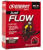Enervit Just Flow (36 Kapslar)
