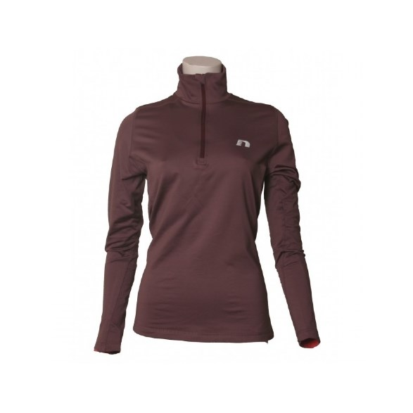 Newline W Imotion Warm Shirt Wine
